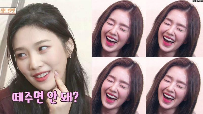 當Red Velvet JOY坦言「便利店之吻」和實際接吻非常不同,成員們的反應...?