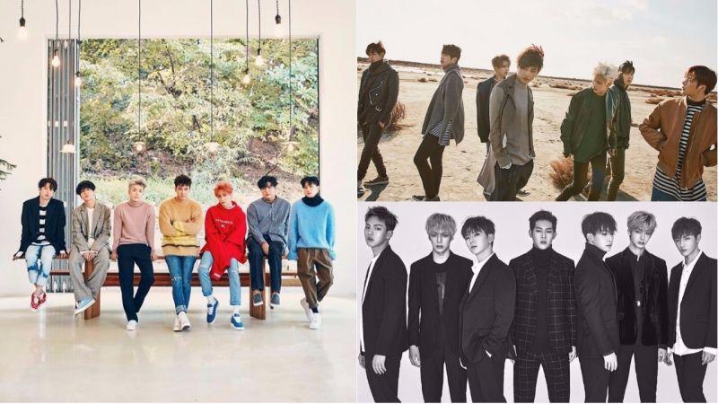 2017 MAMA第三轮名单公布:GOT7、MONSTA X和Super Junior落实出席!