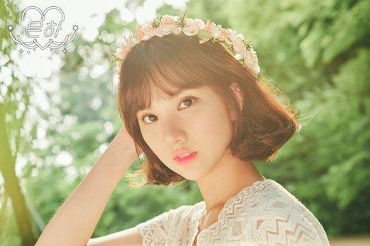 新一代跨刀首选――GFRIEND Eunha!