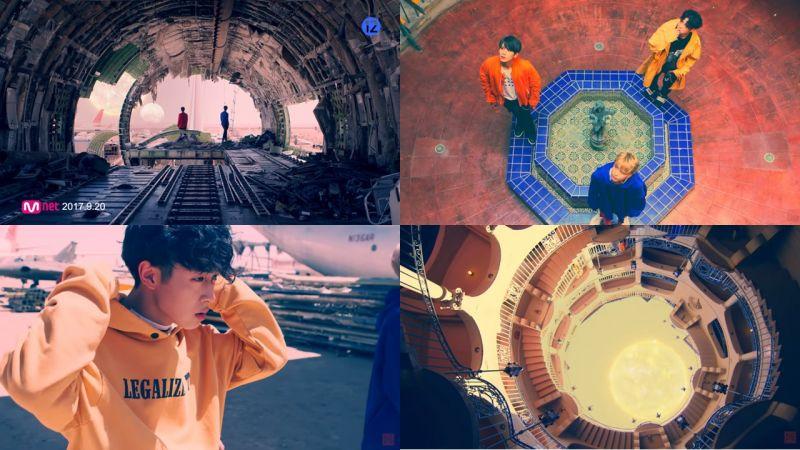 男团 SF9 新歌《O Sole Mio》的首波奇幻预告 如同电影般高画质 帅度翻倍让人好奇全曲公开!