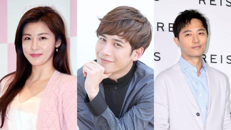 朴基雄再度演出北韓人 加入《Prometheus》與河智苑、晉久同台飆戲!