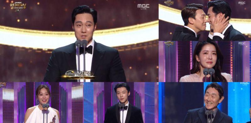 「2018 MBC演技大賞」完整獲獎名單! 蘇志燮出道23年首摘「大賞」,《我身後的陶斯》八冠王