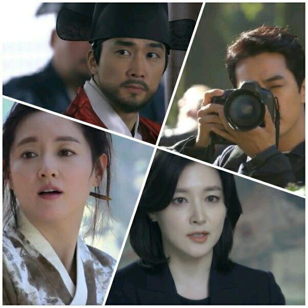 韩剧 师任堂-光的日记사임당,빛의 일기- 同步播出却不同剧情进展版本