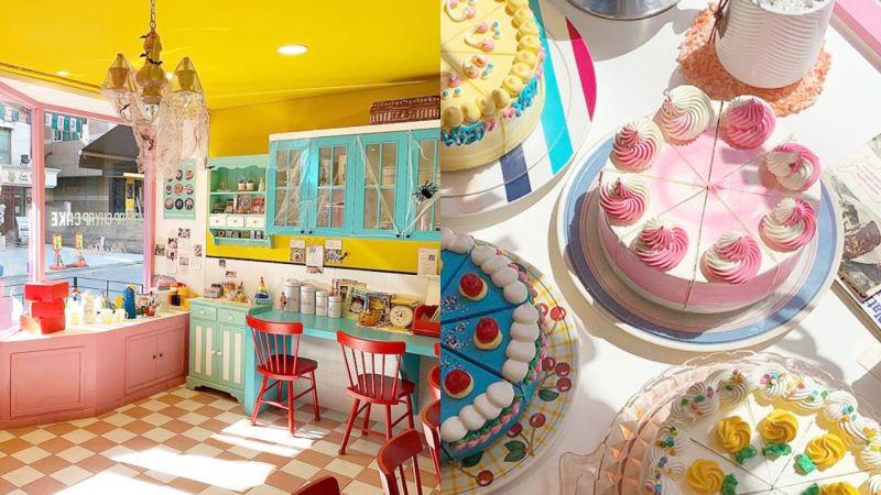 甜品控!將童話風Chyap Chyap蛋糕店列入打卡清單吧~