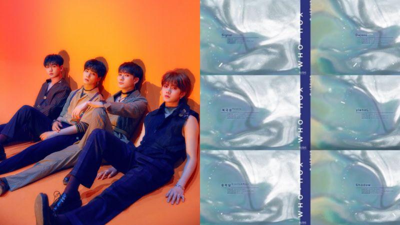 NU'EST W 新專輯亮點搶先出爐 每一首都好好聽!