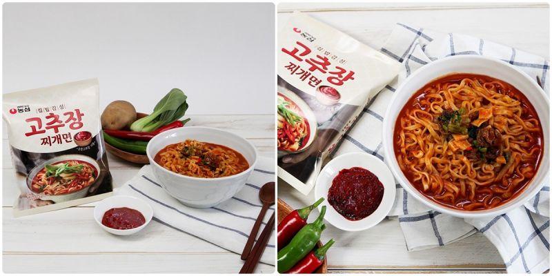 農心又出新招!這次的新品竟然是《辣椒醬湯麵》!