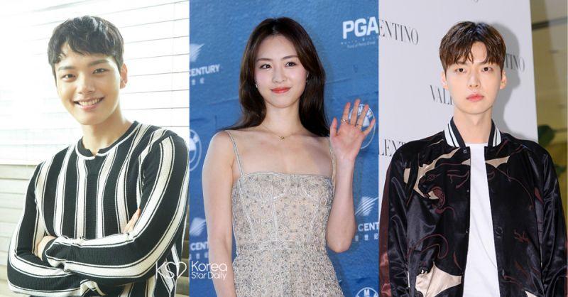 吕珍九、李沇熹、安宰贤确定出演《再次重逢的世界》!是19岁男孩与31岁女人的奇幻爱情故事呢!