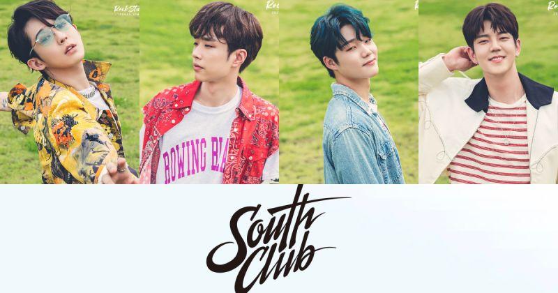 South Club 展現新面貌 9 月初發表新歌〈Rock Star〉!