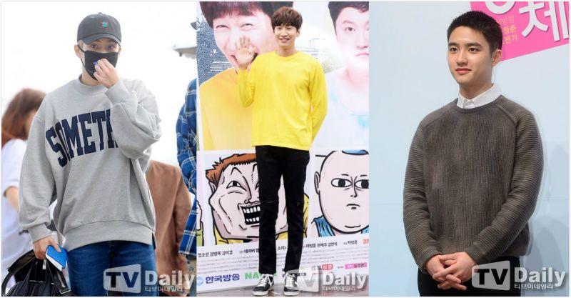 《心裡的聲音》EXO裡最喜歡哪位成員?李光洙選擇XIUMIN而不是D.O.!
