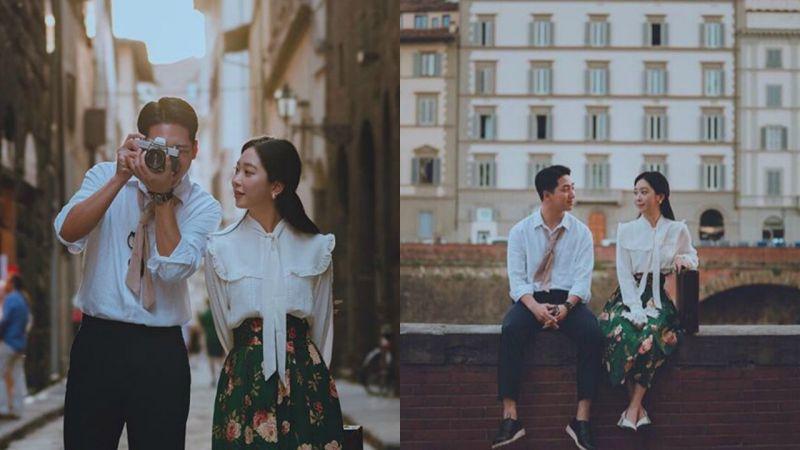 B1A4 Baro和妹妹I明明是去旅遊,卻拍了「婚紗照」?