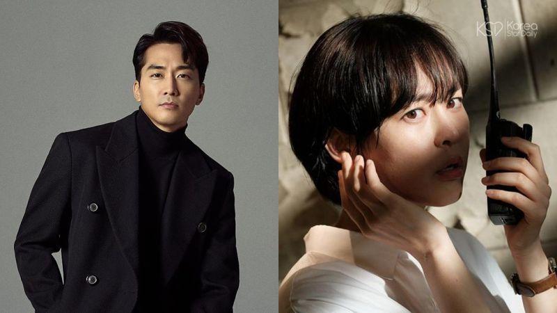 宋承宪将出演热门系列韩剧《Voice 4》搭档四季女主角李荷娜!