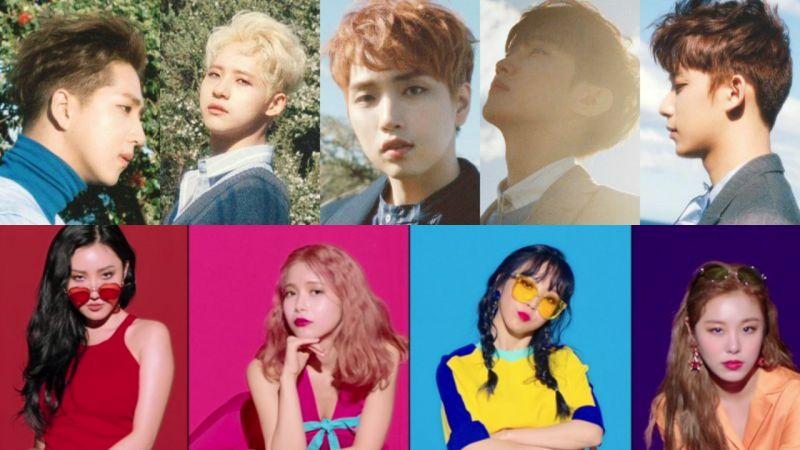 實力派唱作團 B1A4+MAMAMOO 明日連袂登《朴軫永的 Party People》!