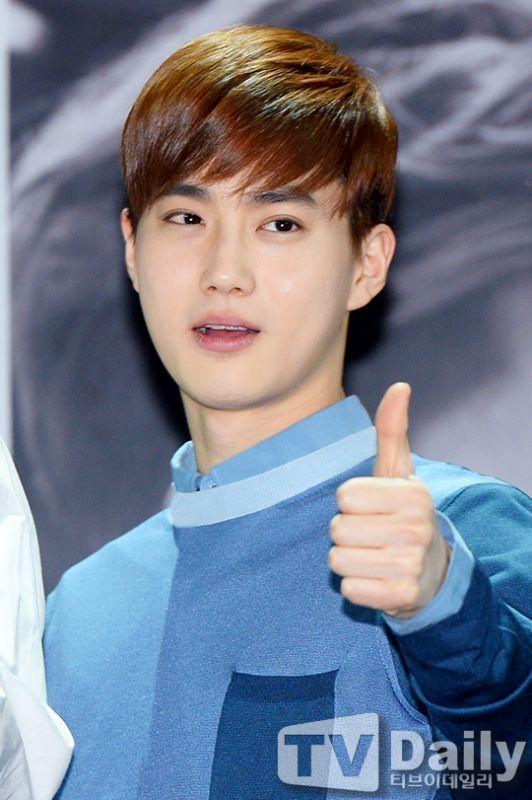 EXO SUHO將出演獨立電影《Glory Day》 首次挑戰大螢幕