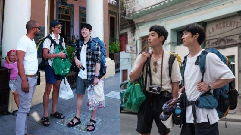 柳俊烈、李帝勳綜藝《Traveler》將在2月21日首播!兩位將脫下演員身份,成為熱血背包客!