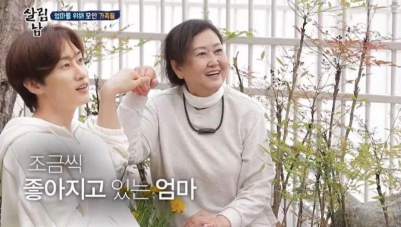 Super Junior銀赫35歲還會和父母同住,背後的故事聽完要淚奔:媽媽肺移植最多只能活7年