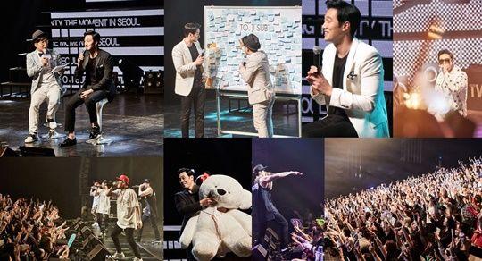 蘇志燮出道20周年亞巡FM圓滿落幕 「想要永遠記得這一刻」