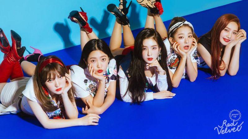 中毒預感!Red Velvet 最新主打歌〈Power Up〉MV 預告繽紛出爐