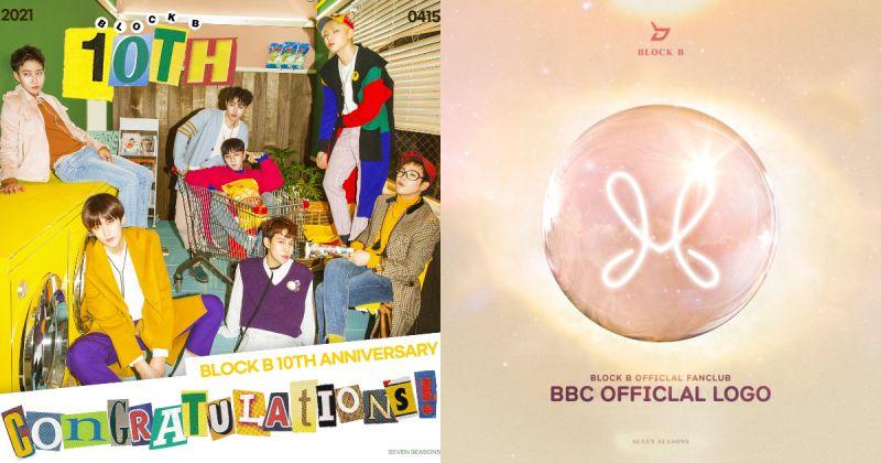 Block B 出道十周年!今晚直播回顾众多经典好歌