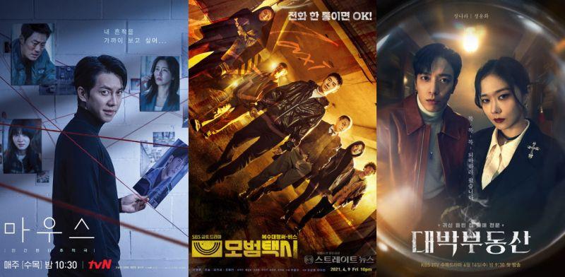 【KSD評分】由韓星網讀者評分:《我的上流世界》&《某一天滅亡來到我家門前》播了2集就來到TOP 5!