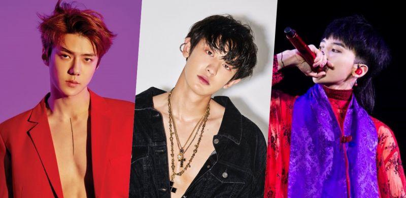 谁才是2018年的SNS大红人? 韩星IG粉丝人数TOP 10大盘点!