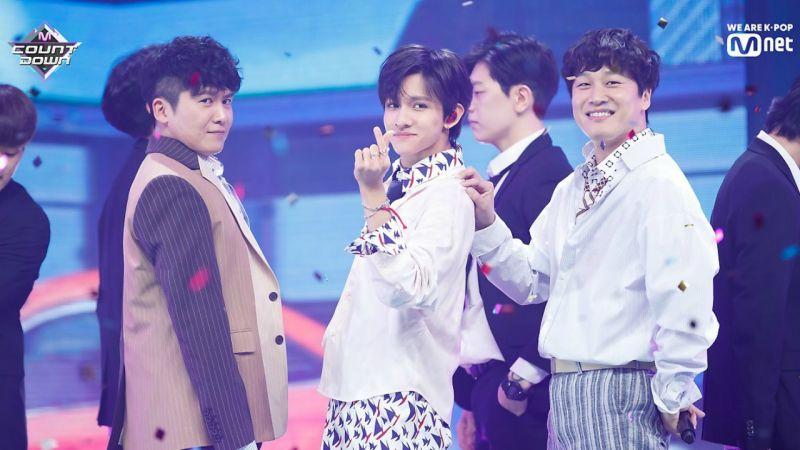 「足足相差26岁」车太铉44岁跳起舞来,也不亚於同台打歌的Samuel!