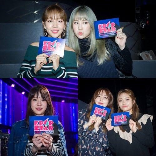 朴智敏、乐童、白娥娟……等人回娘家 担任《Kpop Star 6》客座评审