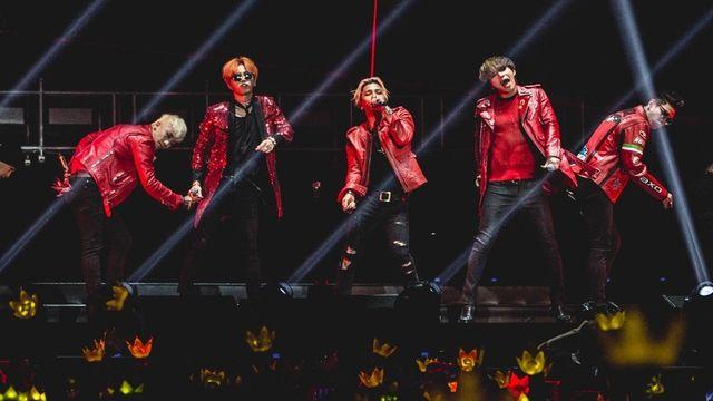 BigBang 2017 年继续奔驰 成员各有精彩计画