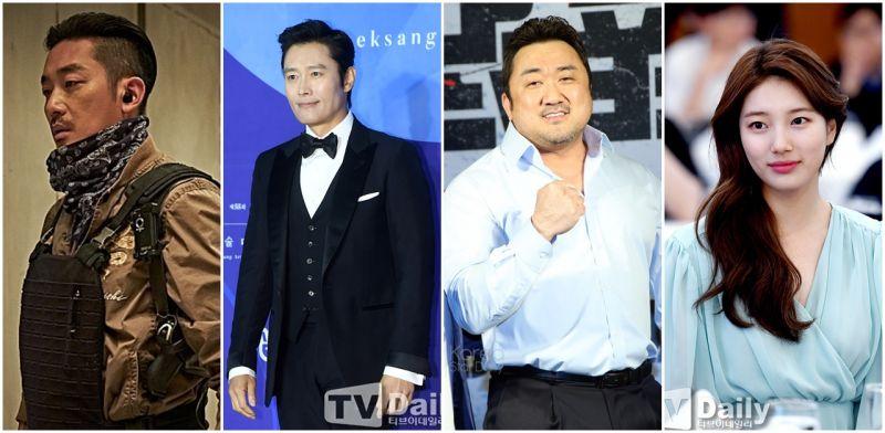 河正宇+李秉憲+馬東石+秀智的大作《白頭山》可望於2019冬季上映