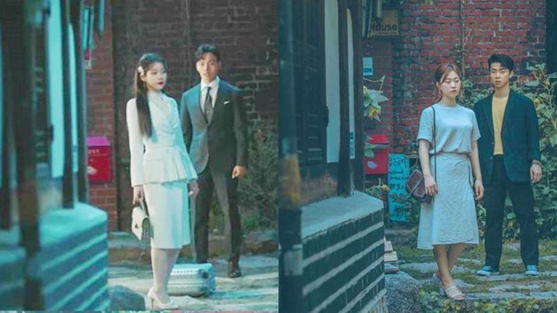 韩国网红情侣打卡《德鲁纳酒店》拍摄地,画面还原度超高!