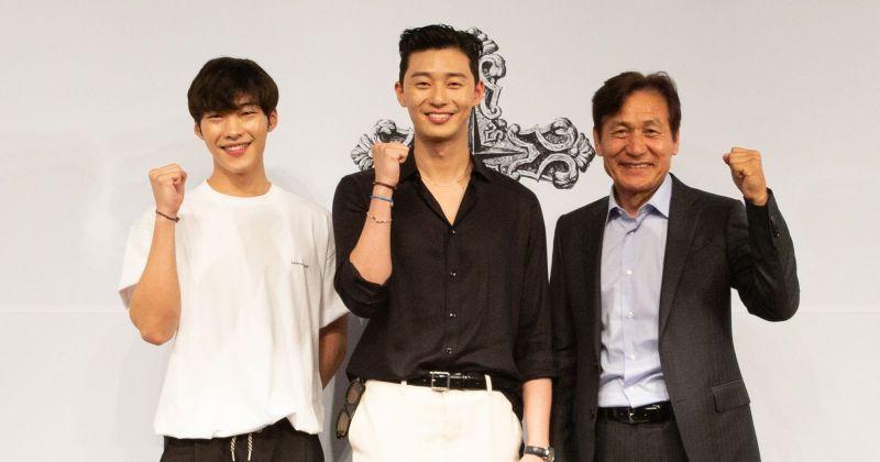安圣基、朴叙俊、禹棹焕携手主演 超自然恐怖动作片《使者》上映在即!