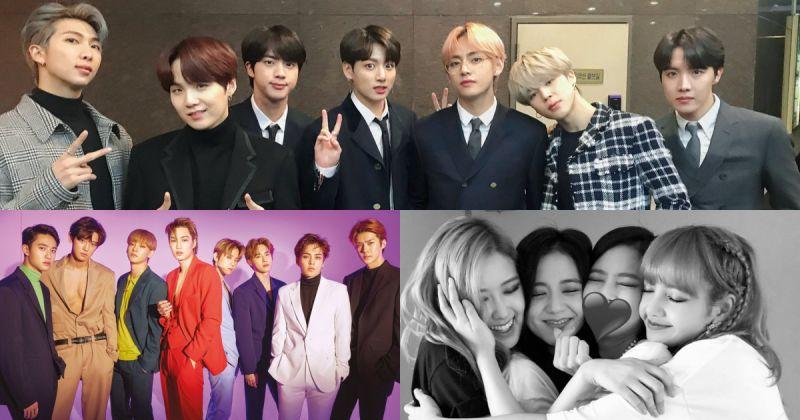 Idol Radio 新年阵容超华丽 从 BTS防弹少年团、TWICE 到 Wanna One 接力登场!