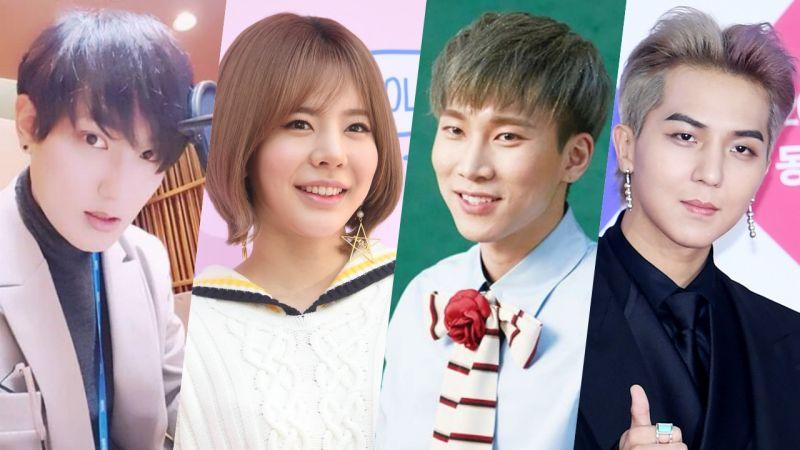 《无挑》后续节目阵容超豪华! 首期嘉宾KangTa、少时Sunny、BTOB恩光、WINNER旻浩