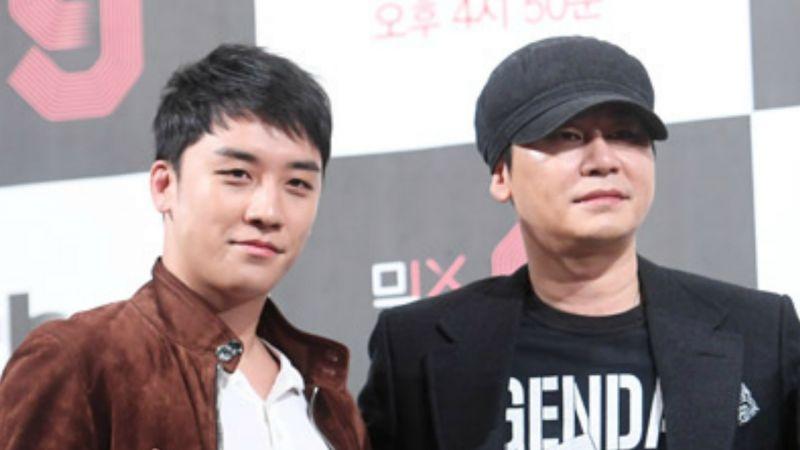 BIGBANG勝利揭秘:YG歌手要怎樣才能從寶物箱裡逃出來?