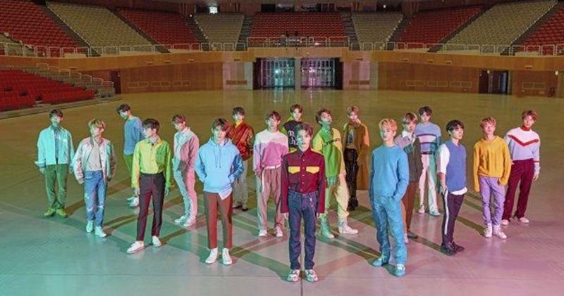 SM概念男團NCT將18人全員出動!3月14日舉辦「NCT 2018」新專輯showcase