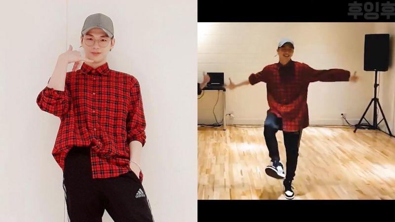 姜丹尼爾SOLO新歌1.5倍速的帥氣舞蹈你看過了沒~!?