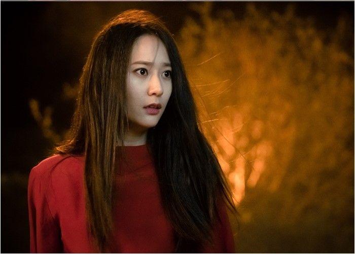 最美的女神下凡啦!《河伯的新娘2017》首度公開Krystal劇照