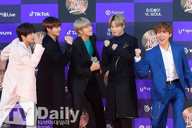 第34屆【金唱片獎】完整得獎名單!BTS 防彈少年團獲「雙大賞」成典禮大贏家