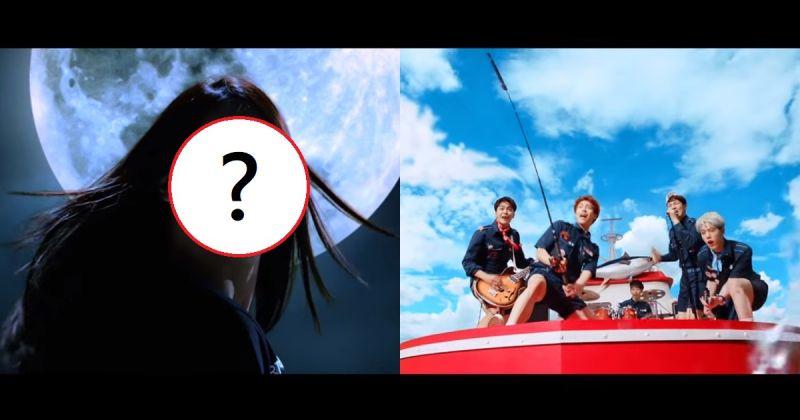 N.Flying主打歌《真正的出現了》MV公開 02:40完全戳中笑穴 神秘巨型美人魚居然是「他」!?