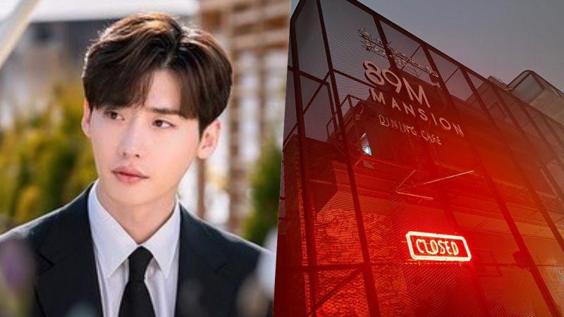 打卡要趕快!李鍾碩咖啡廳「89Mansion」將於9月14日停業