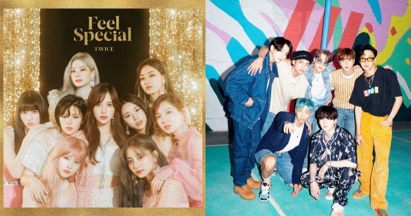 日本 KTV 公开 2020 最受欢迎韩流歌曲:TWICE、BTS防弹少年团夺冠、亚军!