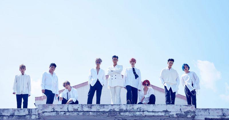 出道十四年依然威力十足!Super Junior 正規九輯排行榜單月冠軍
