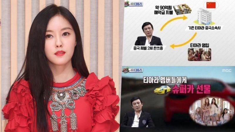 孝敏戀愛中?王思聰送每位成員一部跑車?圍繞T-ara的謠言怎麼這麼多!