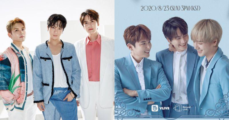 这场必听!Super Junior-K.R.Y. 线上演唱会门票开卖