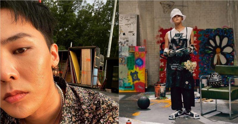 第二代来啦!G-Dragon X Nike推出最新联名款球鞋,准备好开抢了吗?!