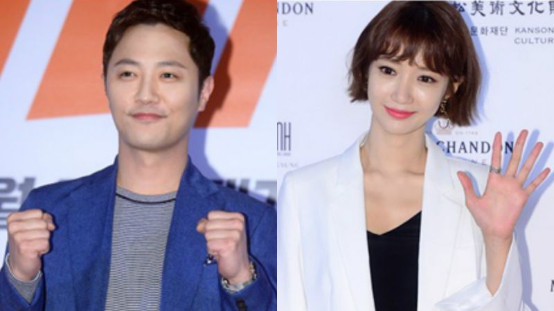 晉久、高俊熙出演《認識的哥哥》宣傳主演新劇《Untouchable》