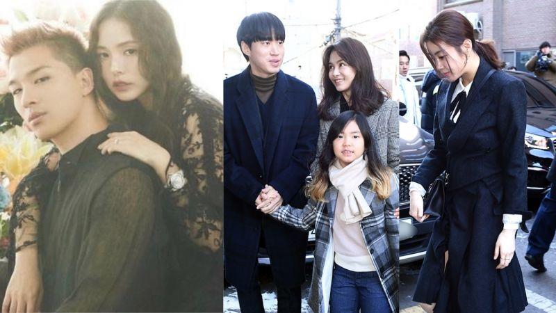 太阳、闵孝琳今日举行婚礼!YG家艺人、姜素拉、罗美兰等人都来献上祝福!
