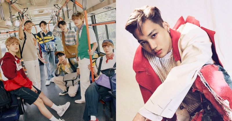 【男团成员品牌评价】BTS防弹少年团分布於前八名 第三名由 EXO Kai 夺下!