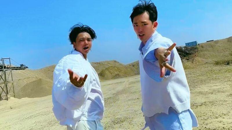【有片】看完真的大笑500声!当下韩娱圈人气最火的新男团:我们的宗旨是绝对不让你们看到真容XD