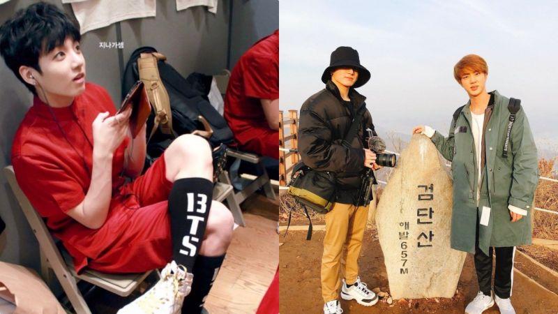 BTS防彈少年團田柾國一成不變的挑選眼光!這些真的超愛用