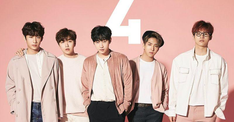 B1A4 日本新專輯銷量傲人 音樂實力備受肯定